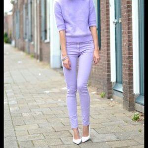 Liverpool lavender color pants